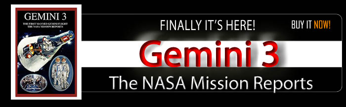 Gemini 3 The NASA Mission Reports