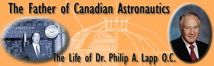 Father of Canadian Astronautics