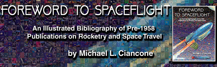 Foreword to Spaceflight