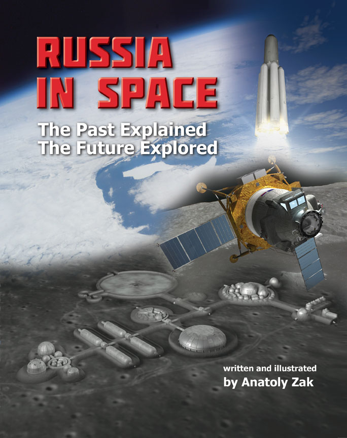 Russia In Space